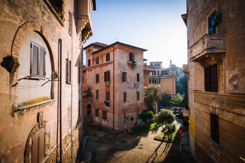 Trastevere – A Foodies Heaven - Things to do in Rome