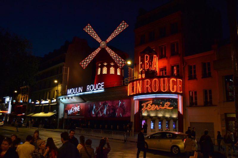 Paris Cabarets Moulin Rouge