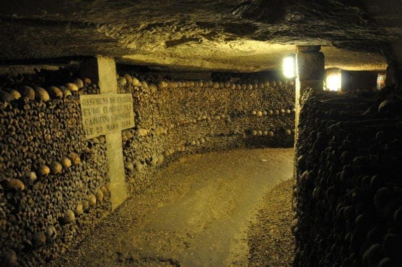 Catacombs Paris
