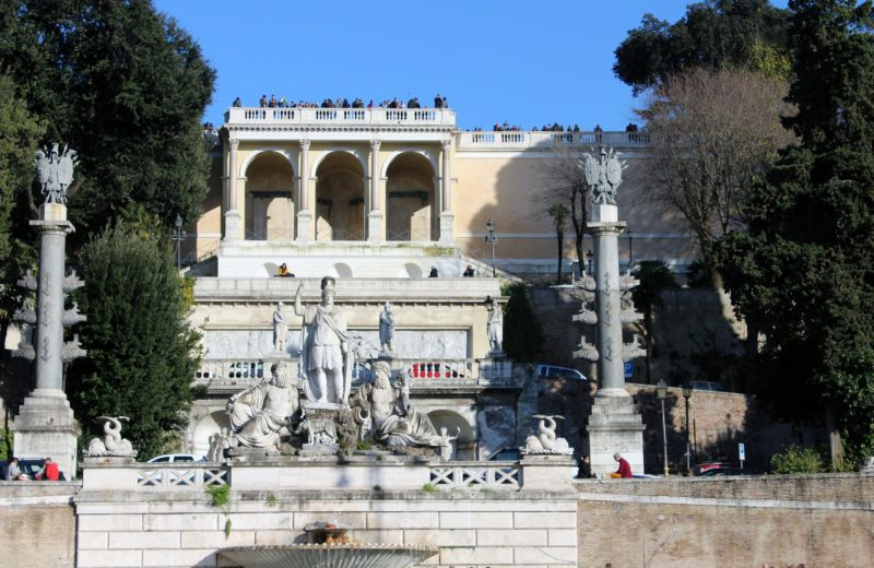 Things to do in rome - Piazza del Popolo