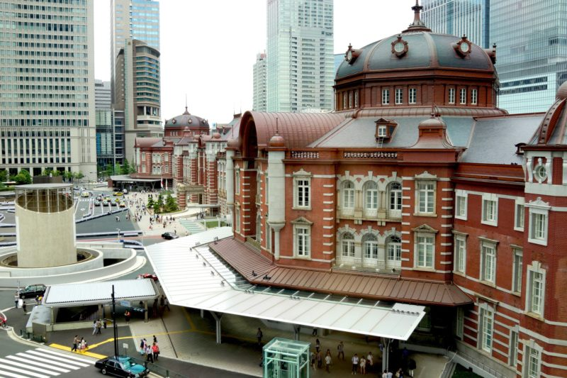 Where to stay in Marunouchi/ Tokyo Station
