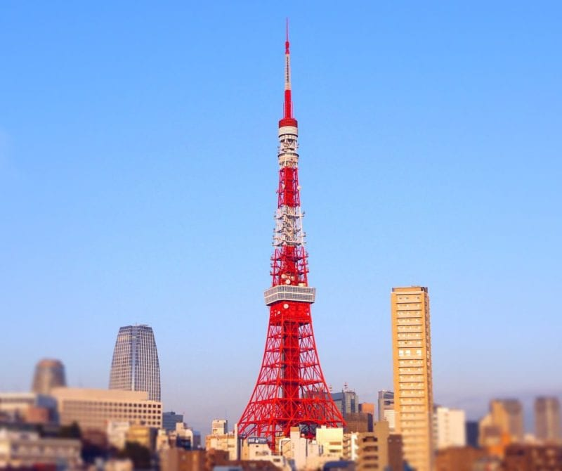 Where to stay in Tokyo