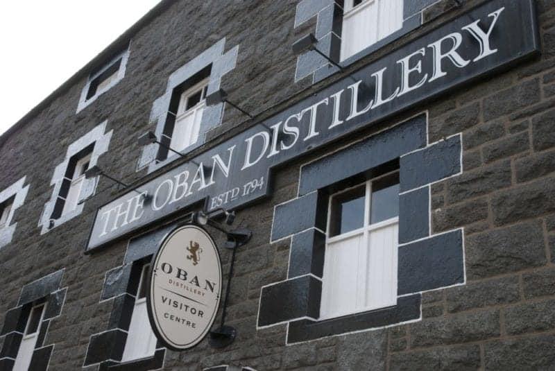 whiskey in Scotland