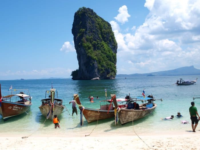 Ao Nang - things to do in Krabi