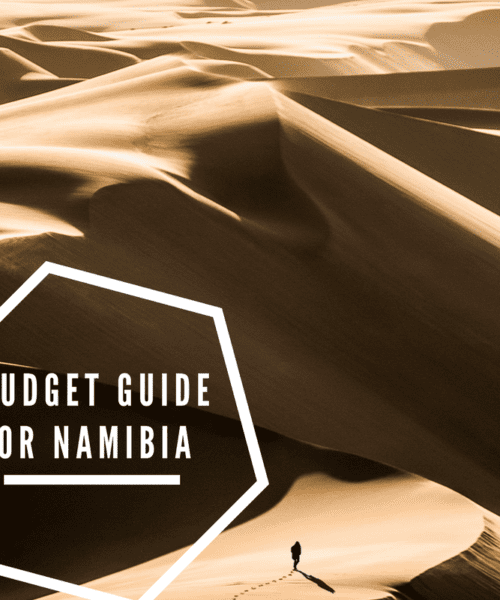 Budget guide for Namibia