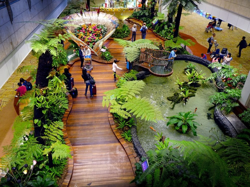 Things to do in Singapore - Changi, Airport