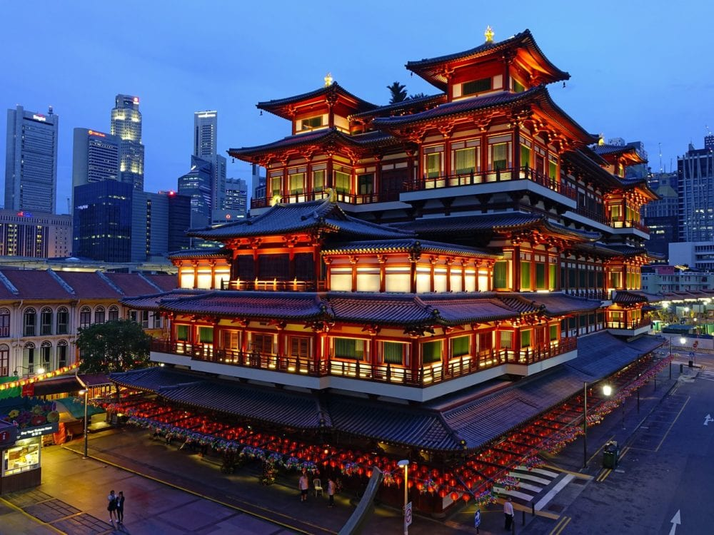 things to do in Singapore - Chinatown
