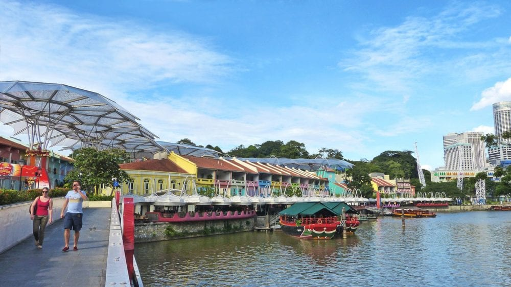 Things to do in Singapore - Clarke Quay
