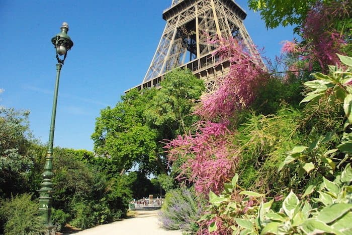 Eiffel Tower - Travel Tips for Visiting Paris on a budget