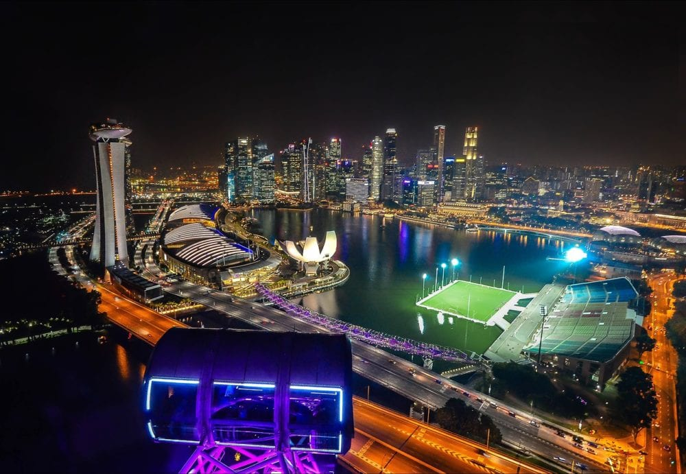 Things to do in Singapore - Marina Bay Sands