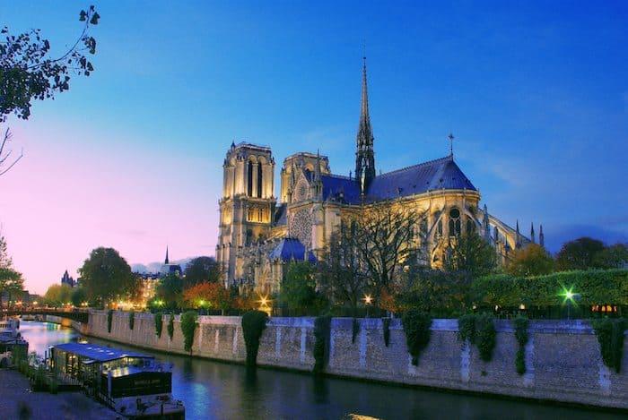 Notre-Dame de Paris - Travel Tips for Visiting Paris on a budget