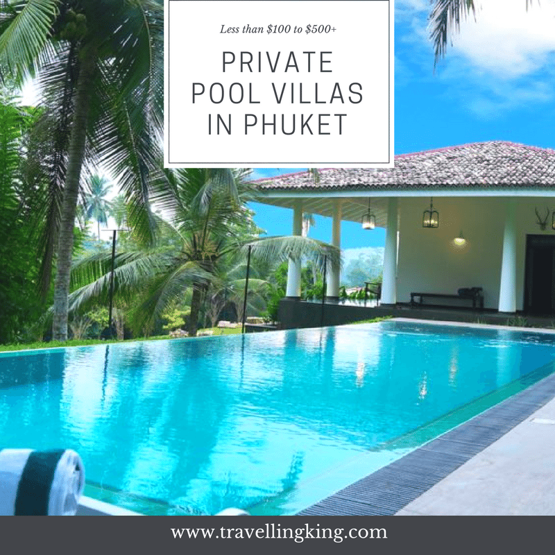 Must Read Comprehensive Guide Of Private Pool Villas In Phuket