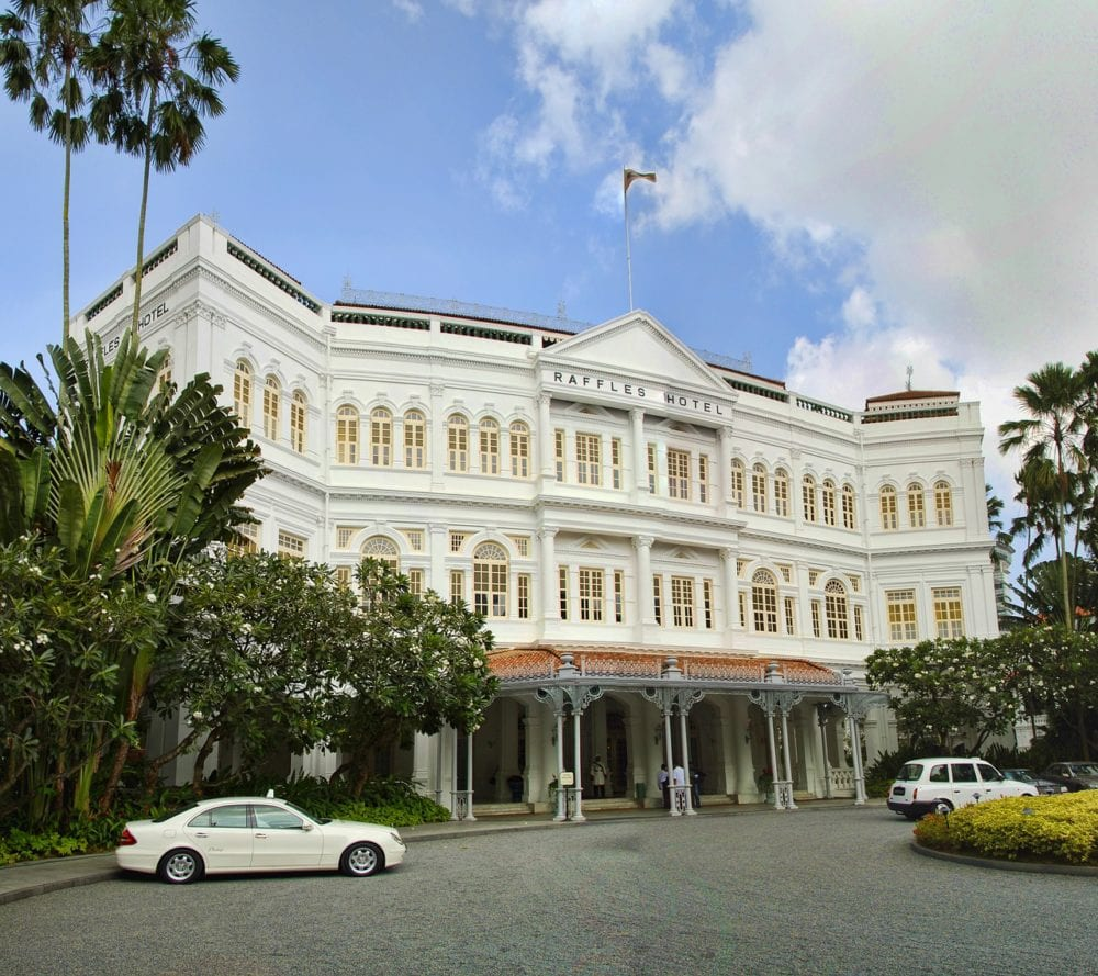 Things to do in Singapore - Raffles Hotel