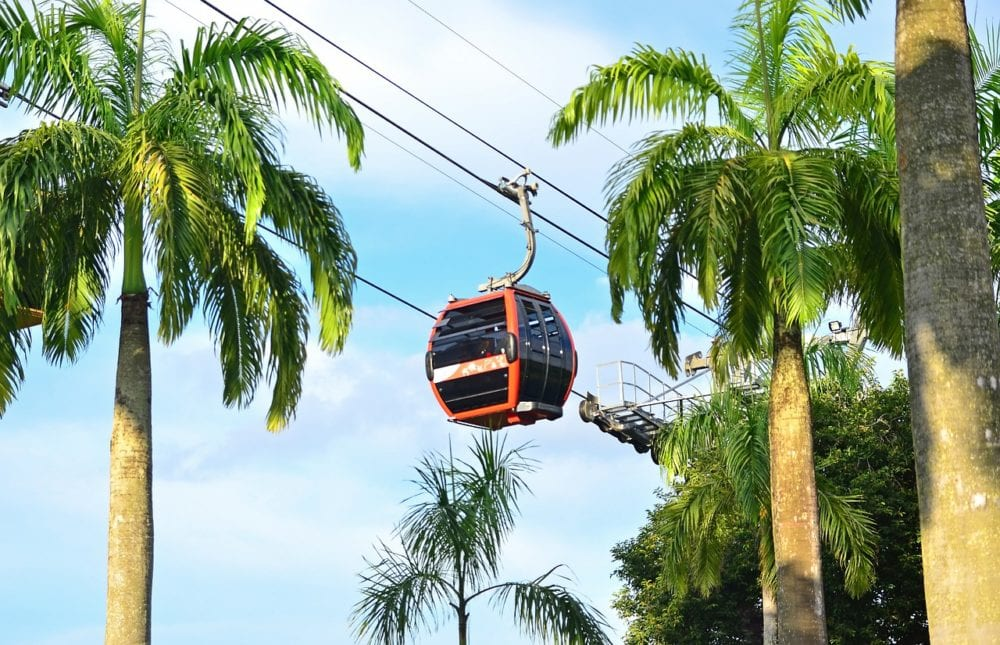 Things to do in Singapore - Resorts World Sentosa