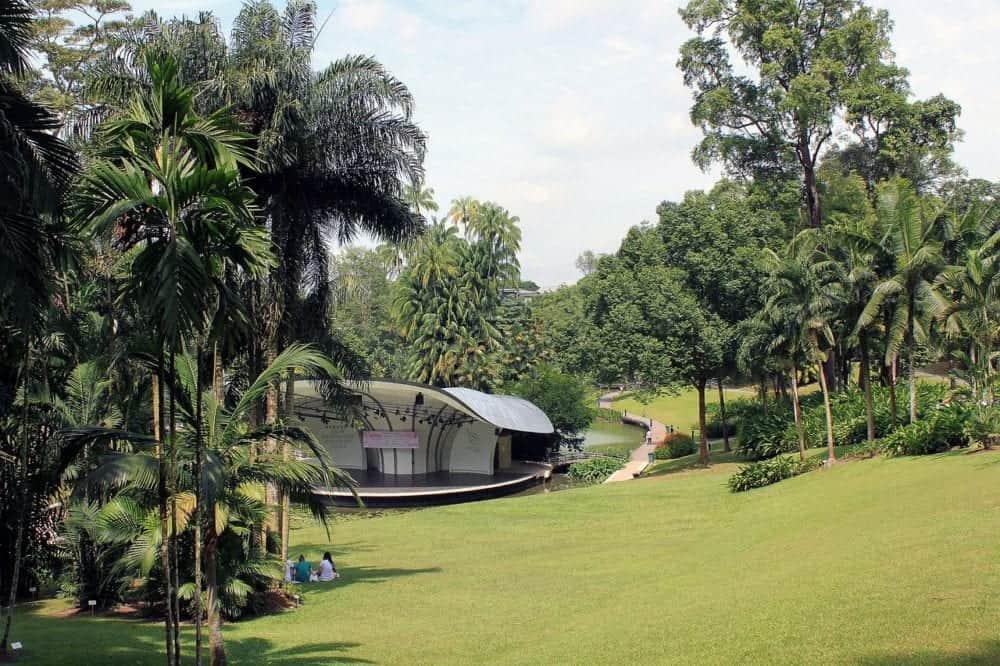 Things to do in Singapore - Singapore Botanic Gardens