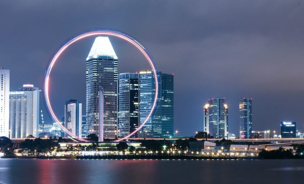 Things to do in Singapore - Singapore Flyer