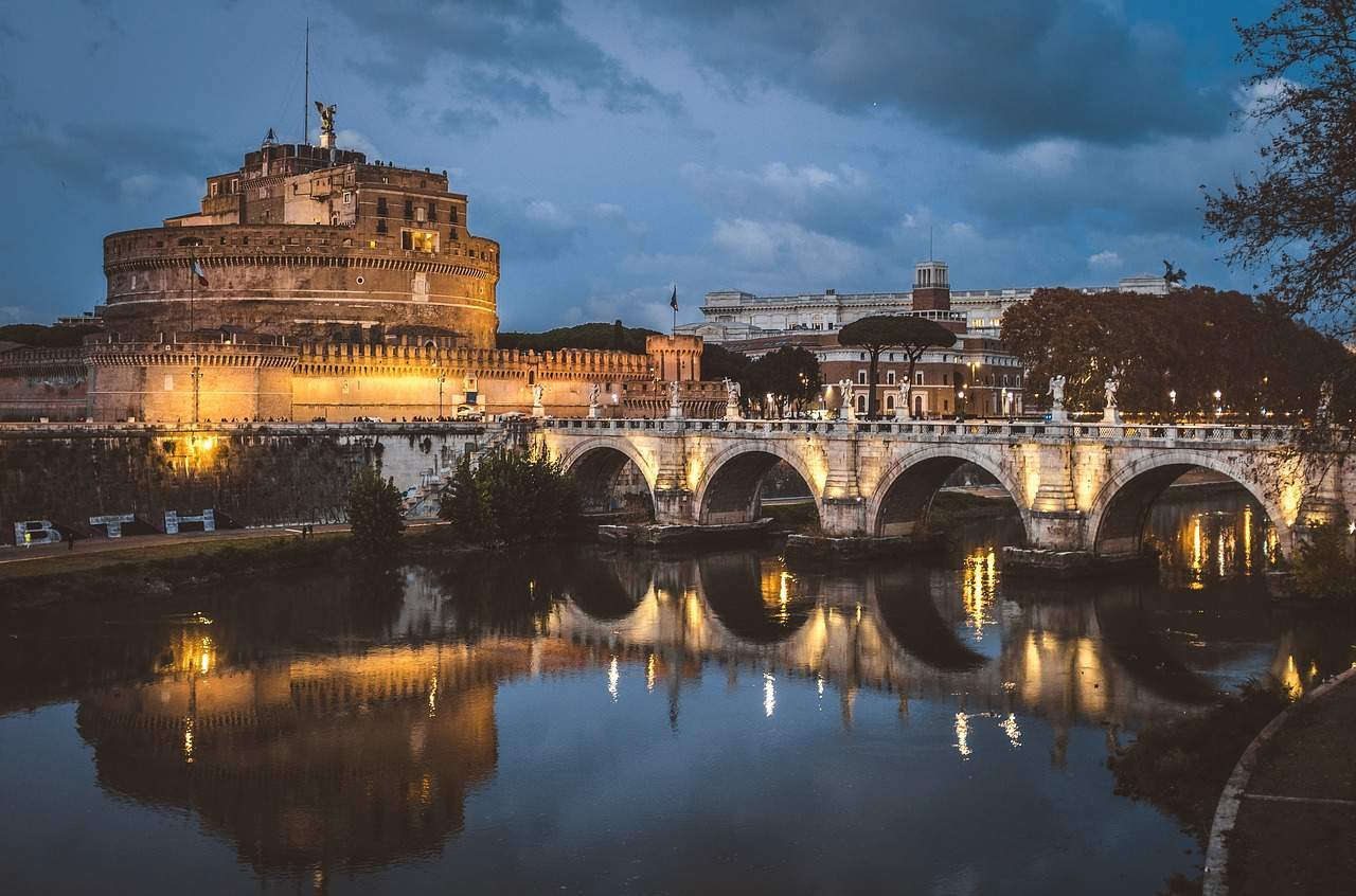 Things to do in Rome - Castel Sant'Angelo