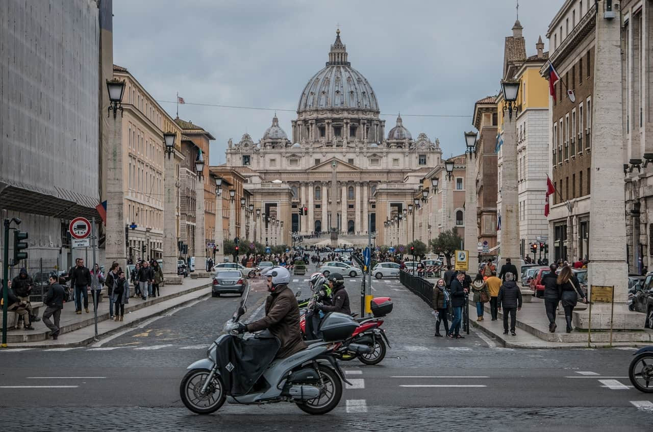 Things to do in Rome - The Vatican - St Peters basilica