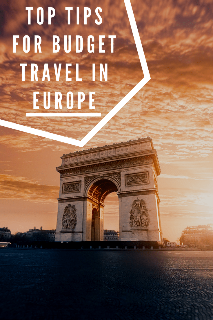Top Tips for Budget Travel in Europe. For many people, it's hard to really experience Europe because they're on a tight budget. Fortunately, there are a number of ways that you can save money while traveling so you don't have to miss anything!