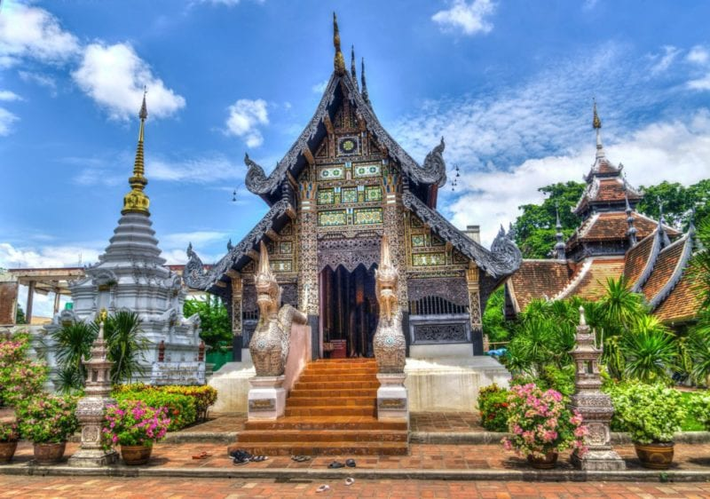 Where to stay in Chiang Mai - Thailand