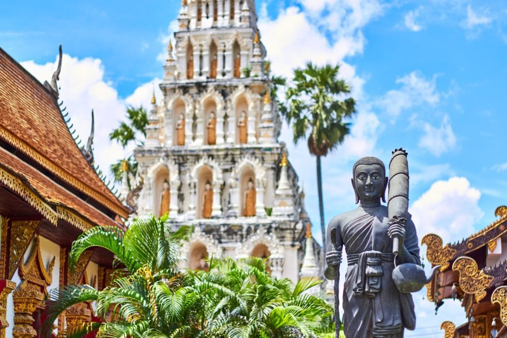 Where to stay in Chiang Mai – Thailand