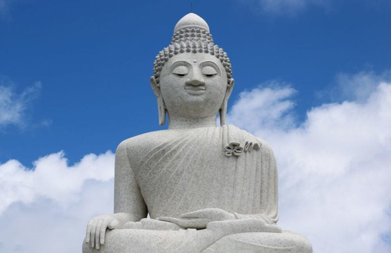 Big Buddha - things to do in Phuket
