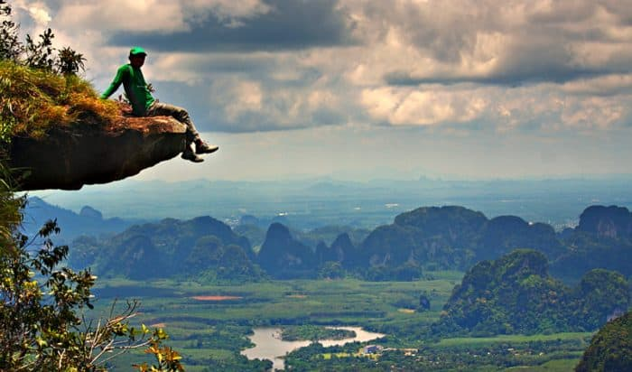 Khao Khanab Nam - things to do in Krabi