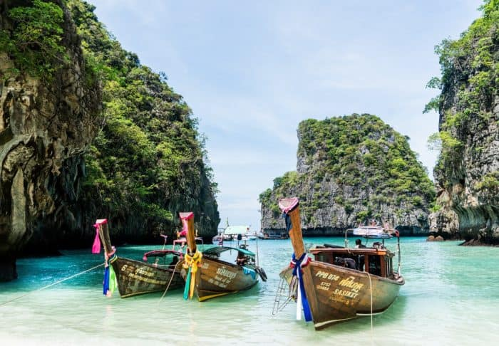 Phi Phi Island - things to do in Krabi