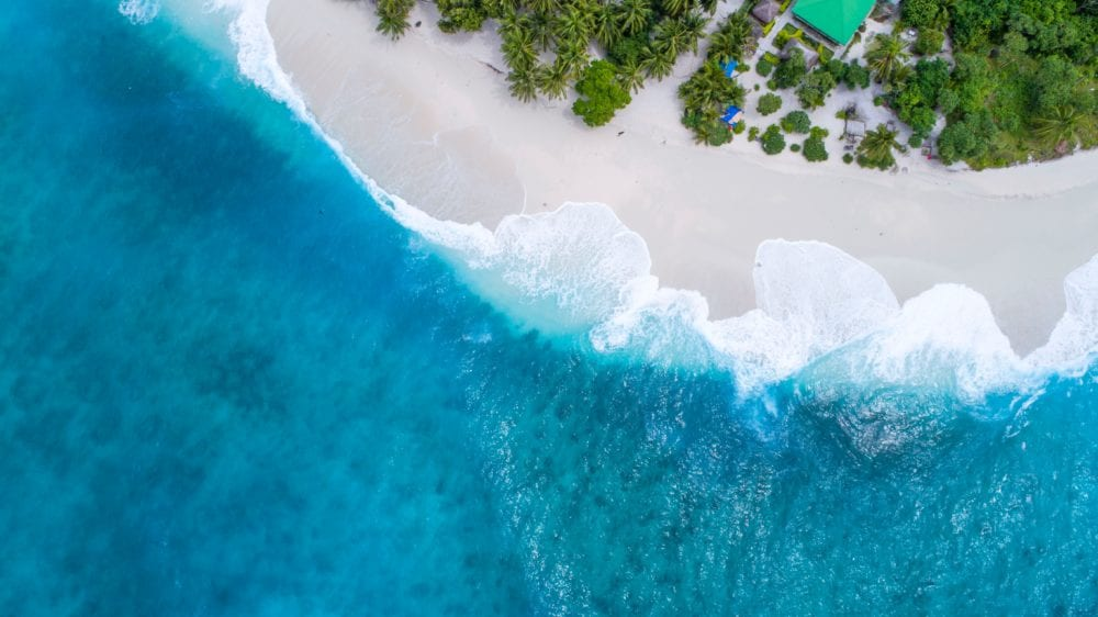 Scenic Flight of the Maldives - 10 Things to do in the Maldives