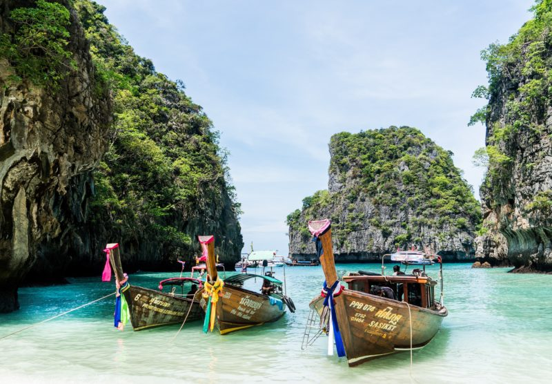 Phi Phi Island - things to do in Phuket