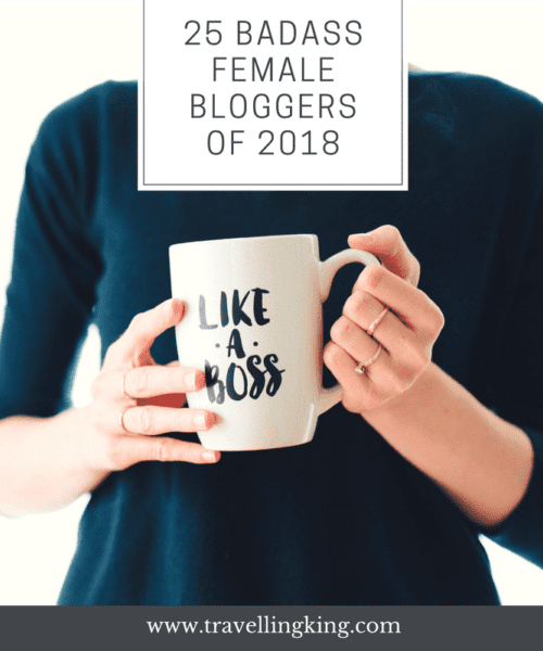25 Badass Female Bloggers of 2018 - cover