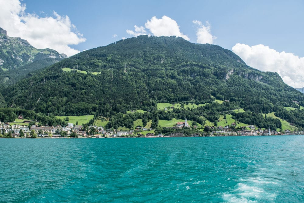 Do a boat tour - 10 of the Best things to do in Switzerland in the summer