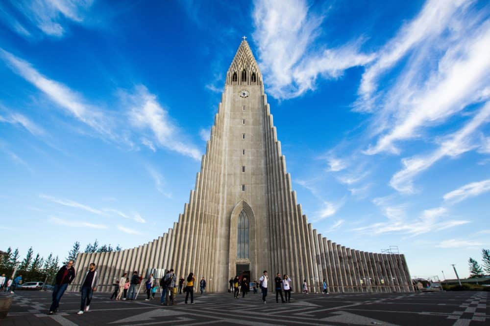 Hallgrímskirkja - 15 Remarkable Things to see and Do in Iceland