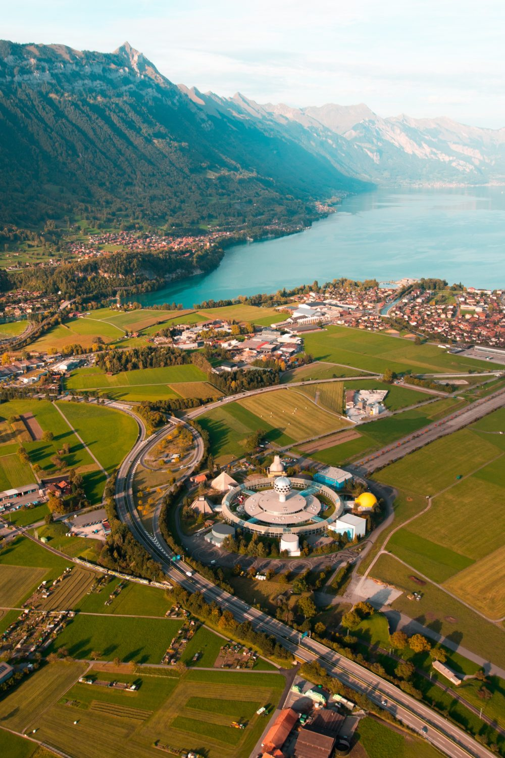 Interlaken - 10 of the Best things to do in Switzerland in the summer