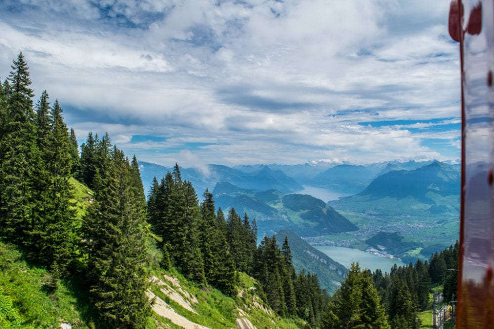 Mount Pilatus -- 10 of the Best things to do in Switzerland in the summer