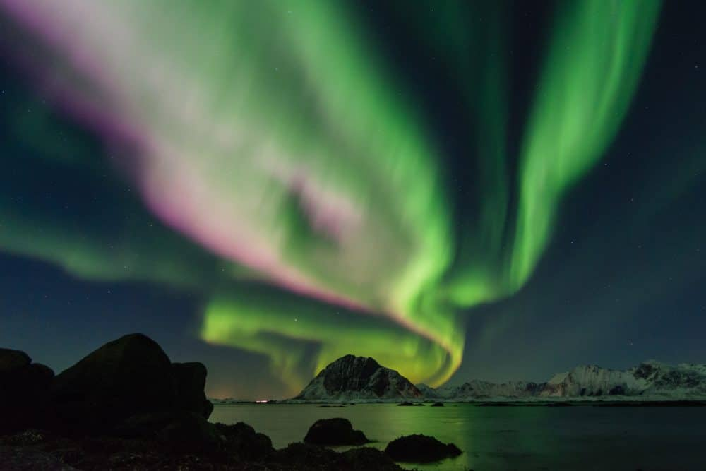 Northern Lights - 15 Remarkable Things to see and Do in Iceland