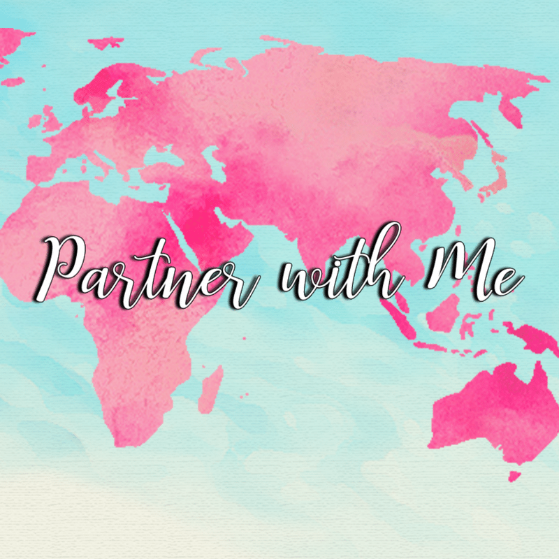 Partner with me