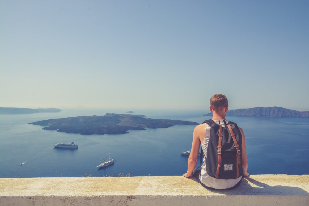 Amoudi Bay - 16 Astonishing Things to do in Santorini - Greece Travel Guide