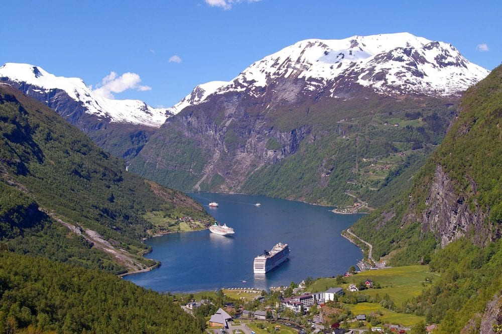 Geirangerfjord Norway - Norway in a Nutshell - 22 Things to do and places to visit in Norway