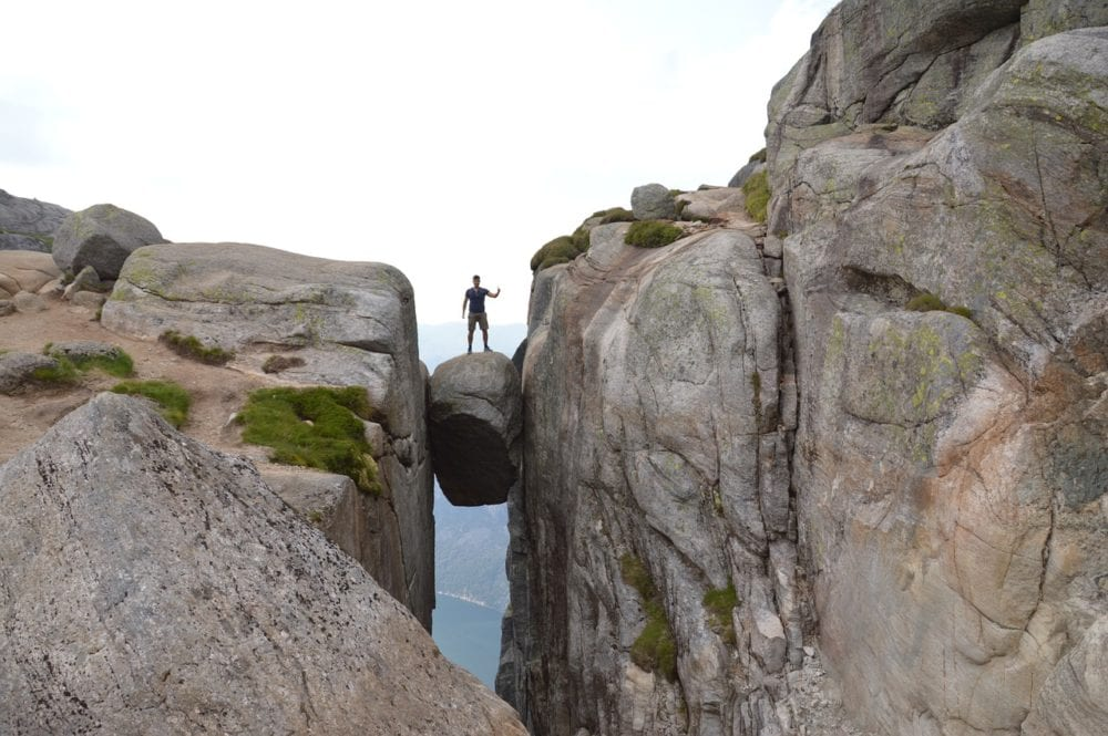 Kjerag Norway - Norway in a Nutshell - 22 Things to do and places to visit in Norway