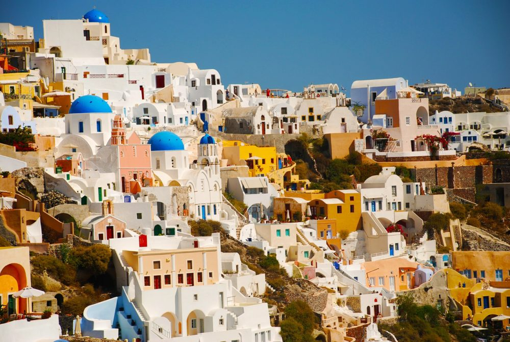 Oia - 16 Astonishing Things to do in Santorini - Greece Travel Guide