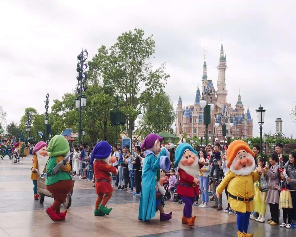 Shanghai Disneyland - 18 Sensational Things to Do in Shanghai - China Travel Guide