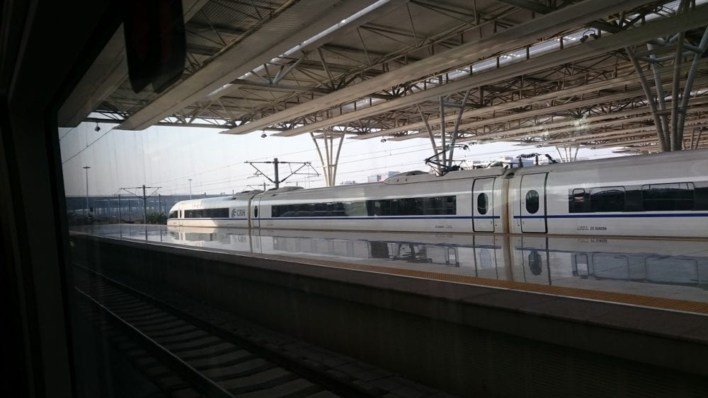 Shanghai Maglev Train - 18 Sensational Things to Do in Shanghai - China Travel Guide