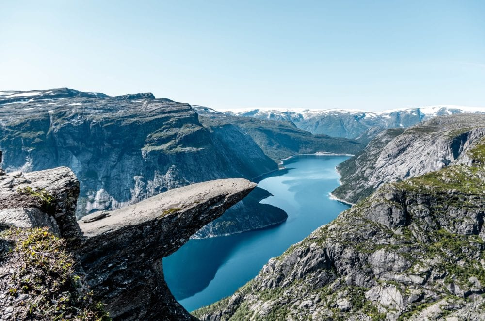 Trolltunga Norway - Norway in a Nutshell - 22 Things to do and places to visit in Norway
