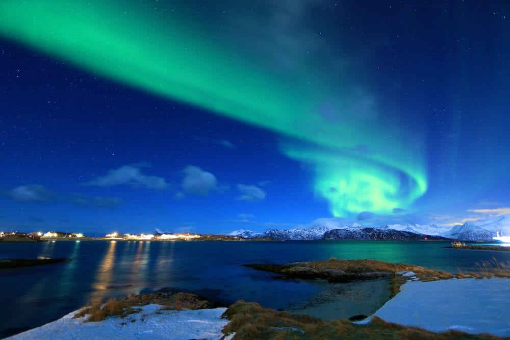 Tromso Northern Lights - Norway in a Nutshell - 22 Things to do and places to visit in Norway