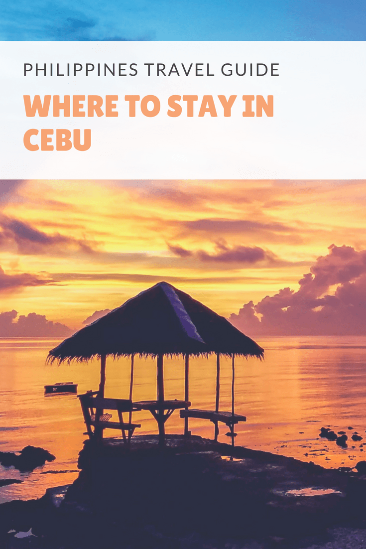 Where to stay in Cebu - Philippines Travel Guide