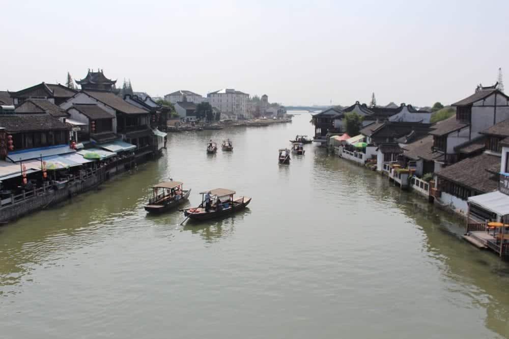 Zhujiajiao - 18 Sensational Things to Do in Shanghai - China Travel Guide