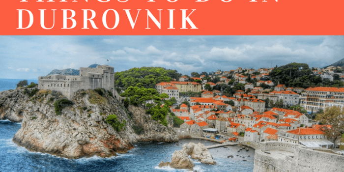 18 Impressive Things to do in Dubrovnik - Croatia Travel Guide