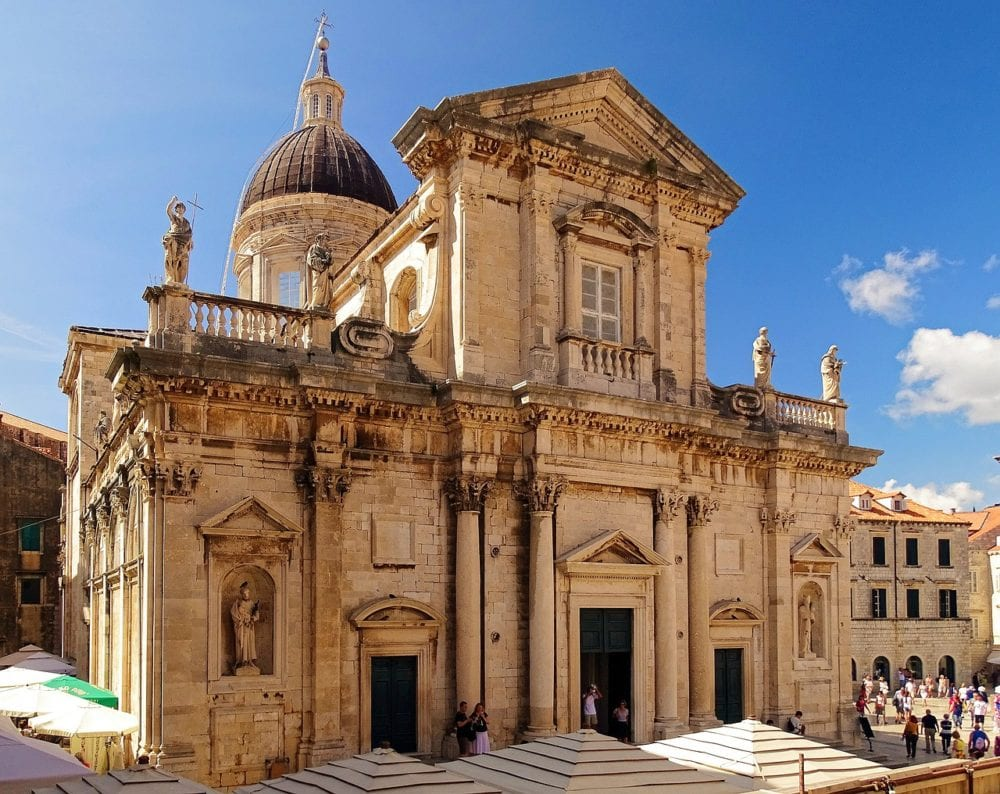 Dubrovnik Cathedral of the Assumption - 18 Impressive Things to do in Dubrovnik - Croatia Travel Guide