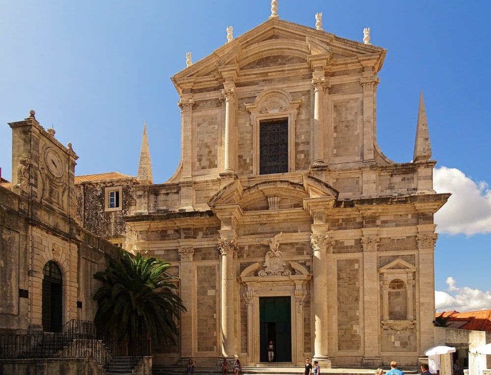 Dubrovnik Church of St Blaise - 18 Impressive Things to do in Dubrovnik - Croatia Travel Guide